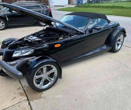 1999 PLYMOUTH PROWLER COUPE