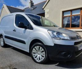 CITROEN BERLINGO ENTERPRISE 3 SEATS FOR SALE IN MAYO FOR €7999 ON DONEDEAL