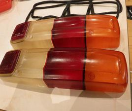1900 MASERATI ENGINES/PARTS MISTRAL REARLIGHT GLASS