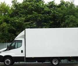 IVECO DAILY 35C13 2.3 HPI KOFFER KLIMA AHK LBW! EURO5