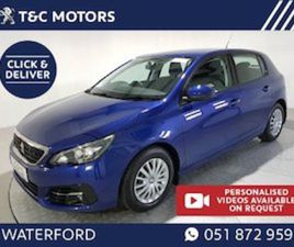 PEUGEOT 308 CRUISE CONTROL BLUETOOTH A/C REMIN FOR SALE IN WATERFORD FOR €15995 ON DONEDEA