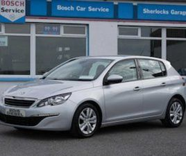 PEUGEOT 308 1.6BLUEHDI ACTIVE 2015 FOR SALE IN SLIGO FOR €8995 ON DONEDEAL