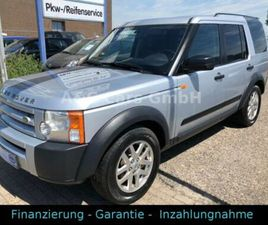 LAND ROVER DISCOVERY *LEDERSITZE*AHK*PDC*