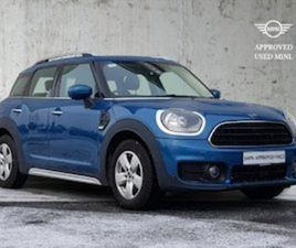 MINI COUNTRYMAN COOPER D CLASSIC FOR SALE IN WEXFORD FOR €33900 ON DONEDEAL