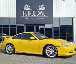 PORSCHE 996 GT3 MK2 (STREET VERSION) (BELGIAN CAR)