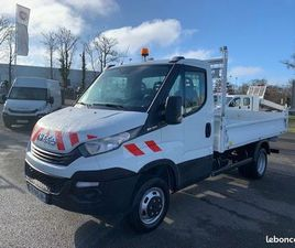 IVECO 35-140 / BENNE 3.30M / 140 CH / 2018 / 35C14