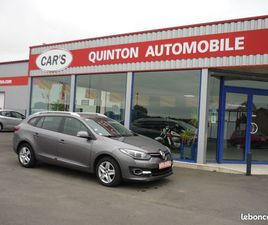 RENAULT MEGANE 3 ESTATE 1.5 DCI ENERGY BUSINESS