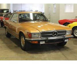1972 MERCEDES-BENZ 350SLC EURO SUNROOF COUPE!