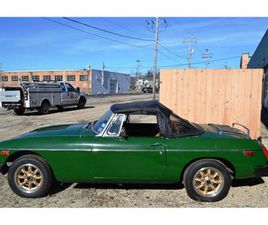 FOR SALE: 1978 MG MGB IN BARRINGTON, ILLINOIS