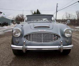 FOR SALE: 1960 AUSTIN-HEALEY 3000 MARK I IN MEDINA, OHIO