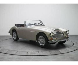 FOR SALE: 1966 AUSTIN-HEALEY 3000 IN CADILLAC, MICHIGAN