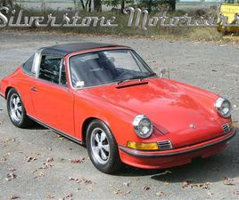 FOR SALE: 1973 PORSCHE 911 IN NORTH ANDOVER, MASSACHUSETTS