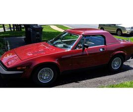 FOR SALE: 1980 TRIUMPH TR7 IN STERLING, VIRGINIA