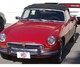 FOR SALE: 1973 MG MGB IN CADILLAC, MICHIGAN