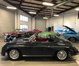 FOR SALE: 1957 PORSCHE 356 IN ALPHARETTA, GEORGIA