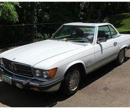 FOR SALE: 1988 MERCEDES-BENZ 560SL IN MCLEAN, VIRGINIA