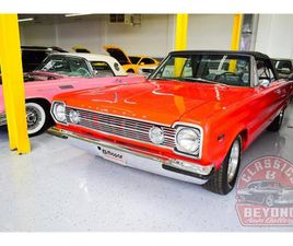 FOR SALE: 1966 PLYMOUTH SATELLITE IN WAYNE, MICHIGAN