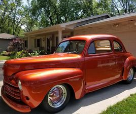 FOR SALE: 1947 FORD COUPE IN DUBUQUE, IOWA