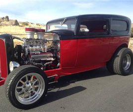 FOR SALE: 1932 FORD STREET ROD IN CADILLAC, MICHIGAN