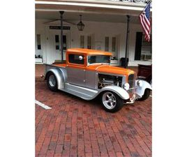 FOR SALE: 1930 FORD PICKUP IN CADILLAC, MICHIGAN