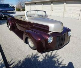 FOR SALE: 1947 FORD HOT ROD IN CADILLAC, MICHIGAN
