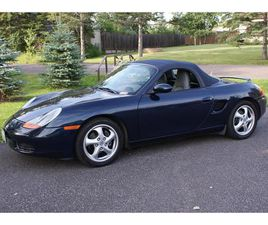 FOR SALE: 1999 PORSCHE BOXSTER IN POPLAR, WISCONSIN