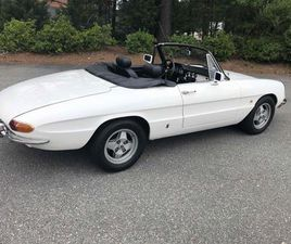 FOR SALE: 1967 ALFA ROMEO DUETTO IN MORRISVILLE, NORTH CAROLINA