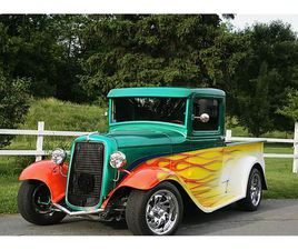 FOR SALE: 1934 FORD PICKUP IN OLD FORGE, PENNSYLVANIA