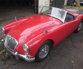 FOR SALE: 1960 MG MGA IN STRATFORD, CONNECTICUT