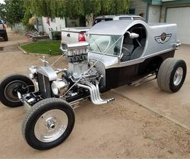FOR SALE: 1923 FORD HOT ROD IN CADILLAC, MICHIGAN