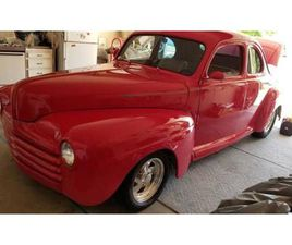 FOR SALE: 1946 FORD STREET ROD IN CADILLAC, MICHIGAN