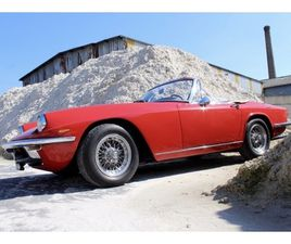 """MASERATI MISTRAL 3700 CABRIOLET """"MATCHING NUMBERS"""""""