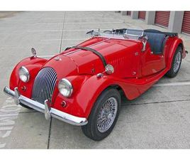 1962 MORGAN PLUS 4 ROADSTER