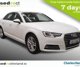 AUDI A4 1.4 TFSI SE 150PS (48) FOR SALE IN DUBLIN FOR €23995 ON DONEDEAL