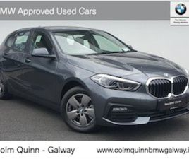 BMW 1 SERIES 116 SE FOR SALE IN GALWAY FOR €29995 ON DONEDEAL
