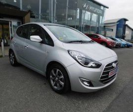 HYUNDAI IX20 DELUXE 4DR FOR SALE IN DUBLIN FOR €14950 ON DONEDEAL