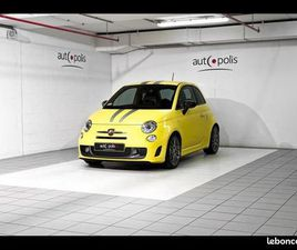 ABARTH 695 1.4TRIBUTO FERRARI NO 189