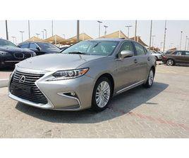 LEXUS ES 350 GCC 2016 CLEAN CAR NO ACCIDENT GCC FULLOPSHON FOR SALE: AED 73,000