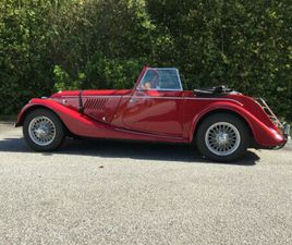 MORGAN PLUS 4 DHC 1963