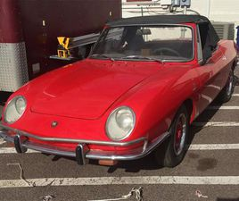 FOR SALE: 1967 FIAT 850 IN DENVER, COLORADO