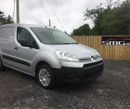 CITROEN BERLINGO 1.6 HDI 75HP. FOR SALE IN DONEGAL FOR € ON DONEDEAL