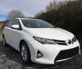 TOYOTA AURIS 1.4 LITRE PETROL FOR SALE IN DONEGAL FOR € ON DONEDEAL
