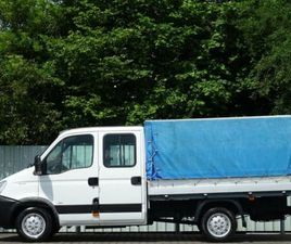 IVECO DAILY 29L12 2.3 HPI DOPPELKABINE 7-SITZER