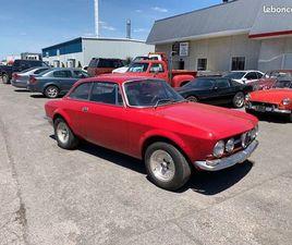 ALFA ROMEO GT 1750 1969