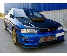 SUBARU IMPREZA GT 2000 STI