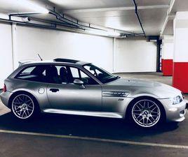 BMW Z3 COUPE 2.8-193 HK SJELDEN MULIGHET