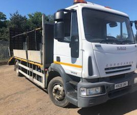 2008 IVECO 12TON BEAVERTAIL FOR SALE IN DOWN FOR €1 ON DONEDEAL