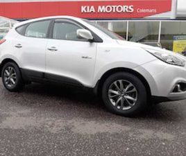 HYUNDAI IX35, 2016 FOR SALE IN CORK FOR €15950 ON DONEDEAL