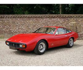 FERRARI 365 GTC/4 ONLY 505 MADE!