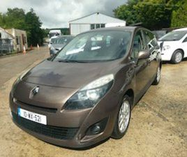 RENAULT GRAND SCENIC, 2010 FOR SALE IN WEXFORD FOR €4550 ON DONEDEAL